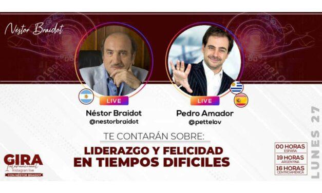Liderazgo y Felicidad con Néstor Braidot