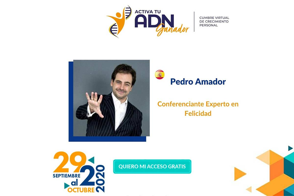 Conferencistas motivacionales en evento de Chile