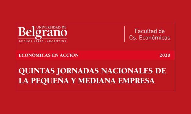 Después de una crisis: V Jornadas de la Universidad de Belgrano