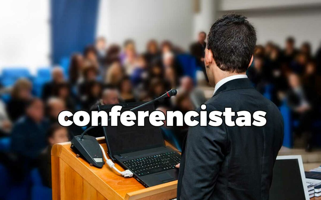 Los nuevos tipos de conferencistas felices