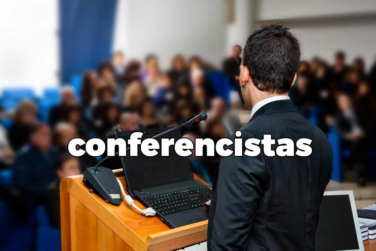 Tipos de conferenciantes