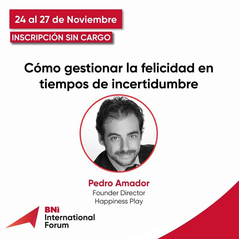 conferencista argentina