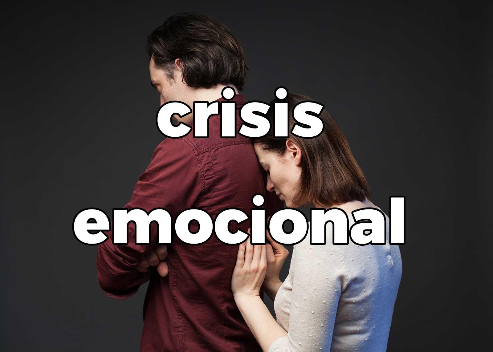 Cómo superar una crisis emocional